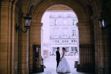Glamorous French Wedding by Alisabeth Von Presley and Fete in France 9