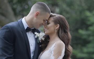 A Glamorous Wedding Film with Heartfelt Vows