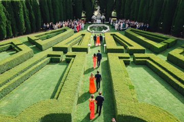 Luxurious Destination Wedding in Tuscany by Stefano Santucci 14