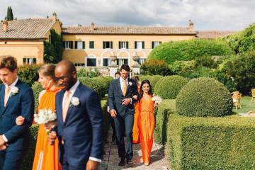Luxurious Destination Wedding in Tuscany by Stefano Santucci 67