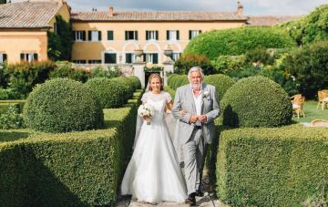 Luxurious Destination Wedding in Tuscany by Stefano Santucci 69