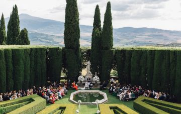 Luxurious Destination Wedding in Tuscany by Stefano Santucci 78