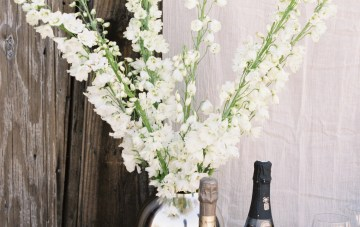 Modern Farmhouse Wedding Inspiration by Alexandra Wallace and A Lovely Creative 36