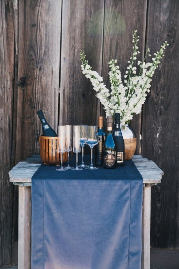 Modern Farmhouse Wedding Inspiration by Alexandra Wallace and A Lovely Creative 54