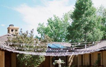 Pretty Outdoor Wedding by Sara Lynn Photography 18