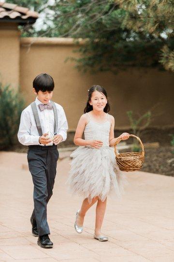 Pretty Outdoor Wedding by Sara Lynn Photography 21