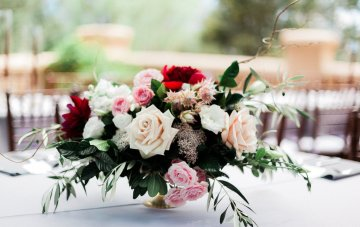 Pretty Outdoor Wedding by Sara Lynn Photography 60
