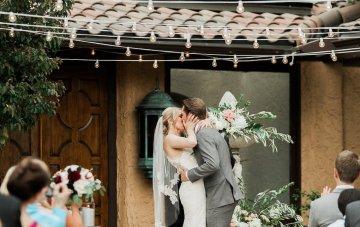 Pretty Outdoor Wedding by Sara Lynn Photography 67