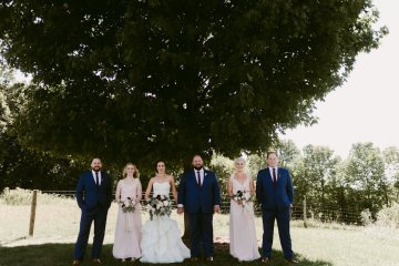 Rustic & Intimate Wedding by Suzuran Photography and Oak & Honey Events 18