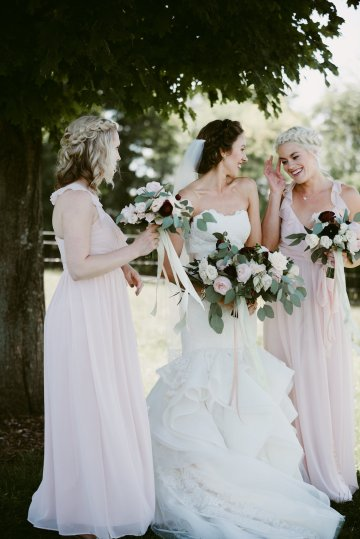 Rustic & Intimate Wedding by Suzuran Photography and Oak & Honey Events 27