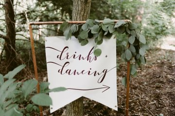 Rustic & Intimate Wedding by Suzuran Photography and Oak & Honey Events 28