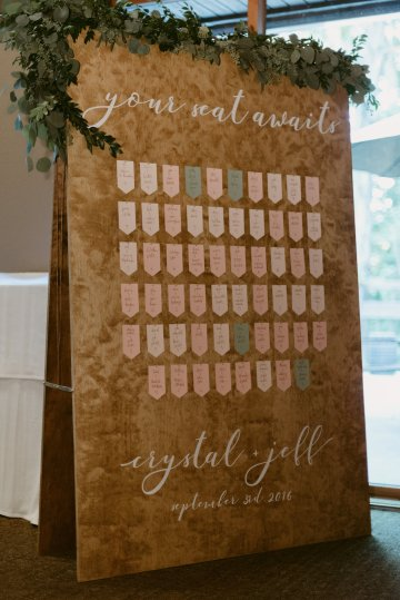 Rustic & Intimate Wedding by Suzuran Photography and Oak & Honey Events 29
