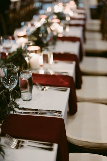 Rustic & Intimate Wedding by Suzuran Photography and Oak & Honey Events 31