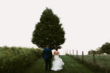 Rustic & Intimate Wedding by Suzuran Photography and Oak & Honey Events 33