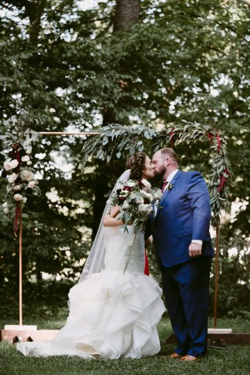 Rustic & Intimate Wedding by Suzuran Photography and Oak & Honey Events 44