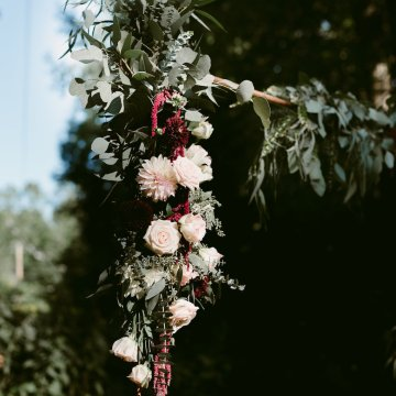 Rustic & Intimate Wedding by Suzuran Photography and Oak & Honey Events 5