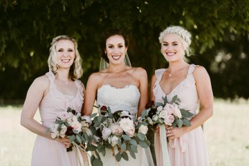 Rustic & Intimate Wedding by Suzuran Photography and Oak & Honey Events 54