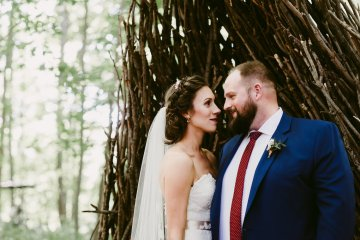 Rustic & Intimate Wedding by Suzuran Photography and Oak & Honey Events 55