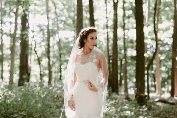 Rustic & Intimate Wedding by Suzuran Photography and Oak & Honey Events 56