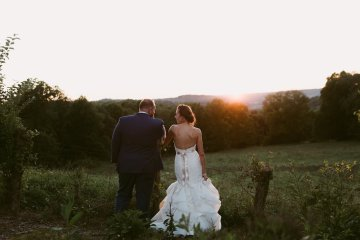Rustic & Intimate Wedding by Suzuran Photography and Oak & Honey Events 68