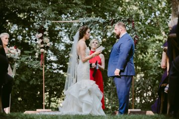 Rustic & Intimate Wedding by Suzuran Photography and Oak & Honey Events 7