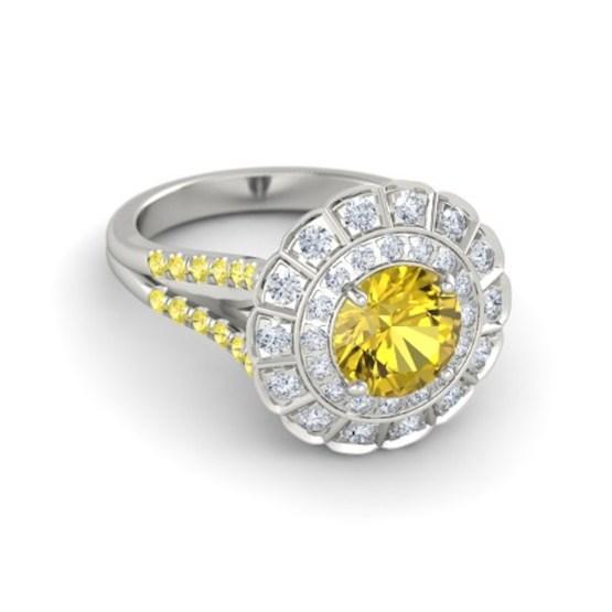 round-yellow-sapphire-14k-white-gold-ring-with-diamond-and-yellow-sapphire-1