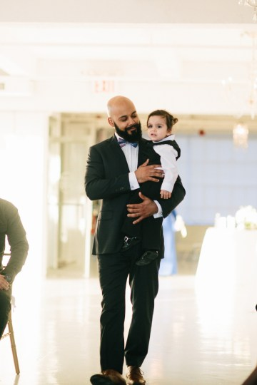 Cool Loft Wedding In New York by Chaz Cruz Photographers 19