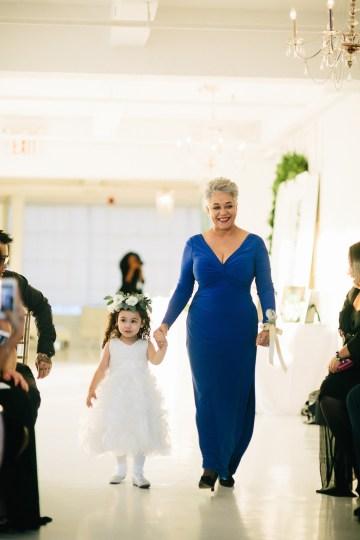 Cool Loft Wedding In New York by Chaz Cruz Photographers 20