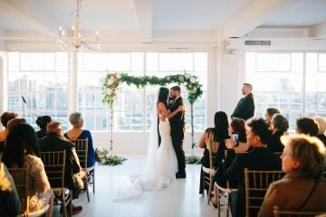 Cool Loft Wedding In New York by Chaz Cruz Photographers 22