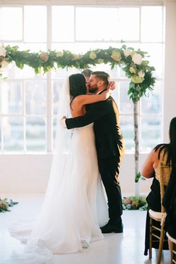 Cool Loft Wedding In New York by Chaz Cruz Photographers 56