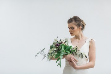 Cool Modern Wedding Inspiration by Heart Shaped Weddings and Siobhan H Photography 12