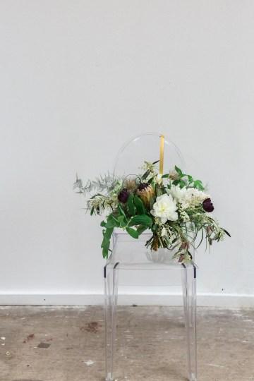 Edgy Romance Wedding Inspiration