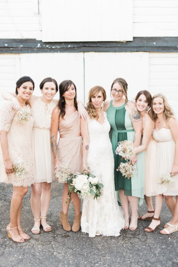 Fun Farm Wedding by Two Birds Photography 73