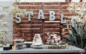 Gorgeous Restaurant Wedding by ComePlum Photography 13