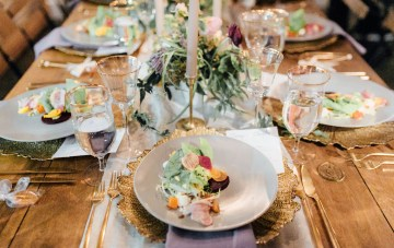 Gorgeous Restaurant Wedding by ComePlum Photography 19