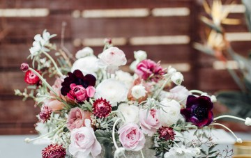 Gorgeous Restaurant Wedding by ComePlum Photography 63