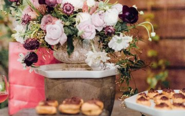 Gorgeous Restaurant Wedding by ComePlum Photography 75