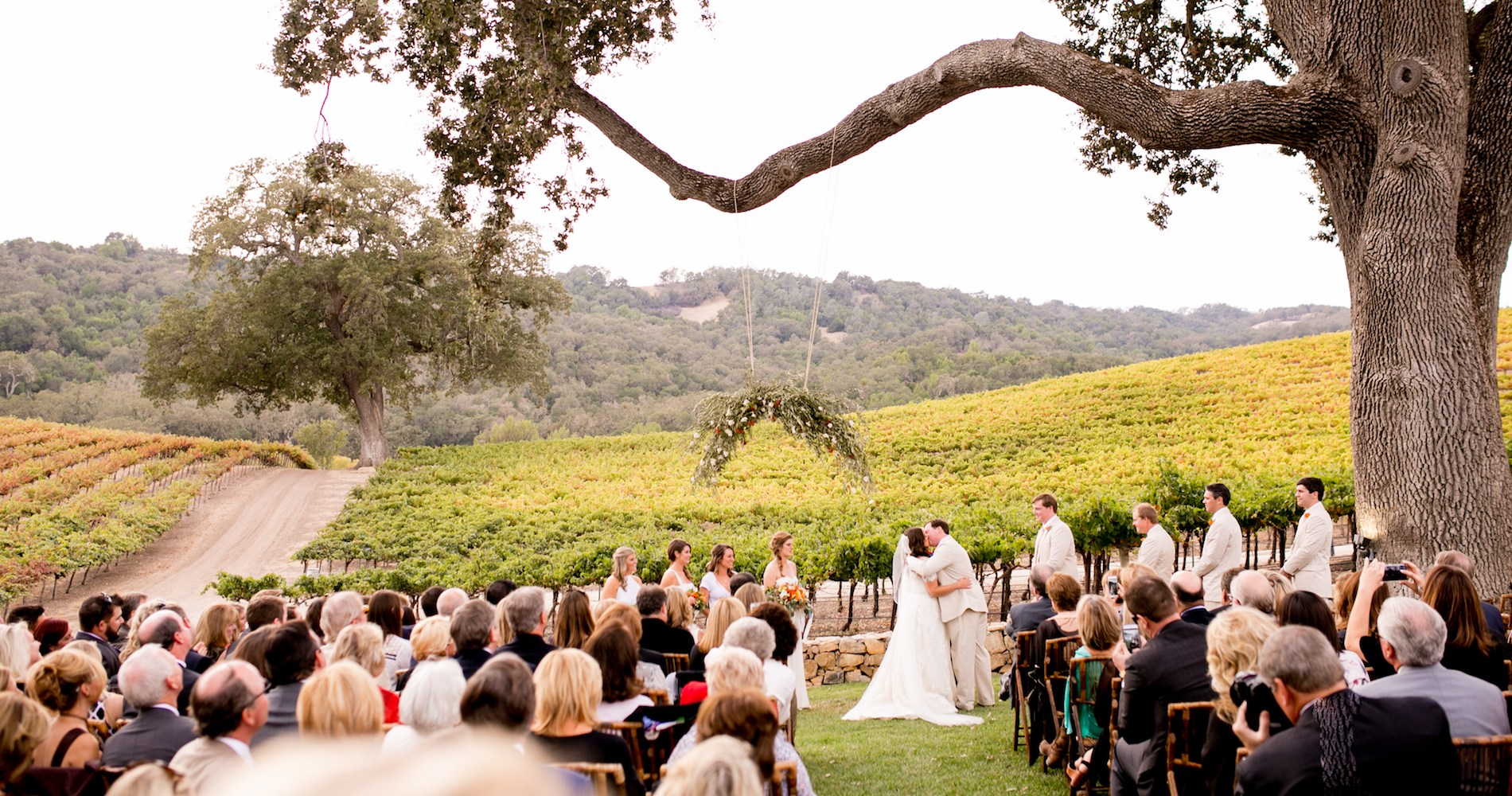 Harvest Winery Wedding by Brady Puryear 29