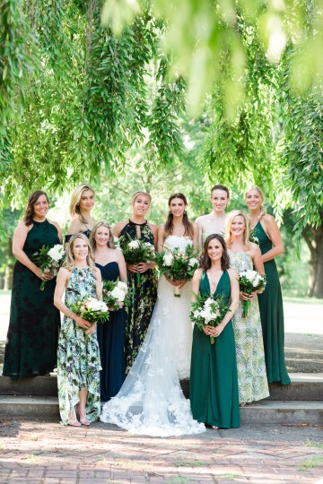 Jungle-Inspired Wedding by Asya Photography 22