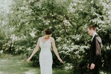 Pretty Farm Wedding by Bekah Kay Creative 12
