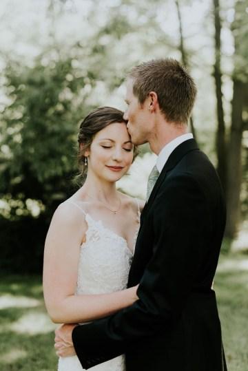 Pretty Farm Wedding by Bekah Kay Creative 15