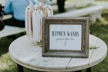 Pretty Farm Wedding by Bekah Kay Creative 18