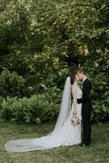 Pretty Farm Wedding by Bekah Kay Creative 36