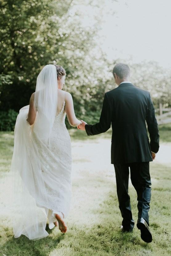 Pretty Farm Wedding by Bekah Kay Creative 37