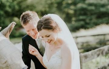 Pretty Farm Wedding by Bekah Kay Creative 39