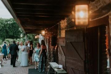 Pretty Farm Wedding by Bekah Kay Creative 69