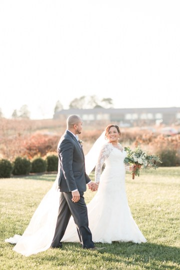 Romantic Winter Wedding by Audrey Rose Photography 41