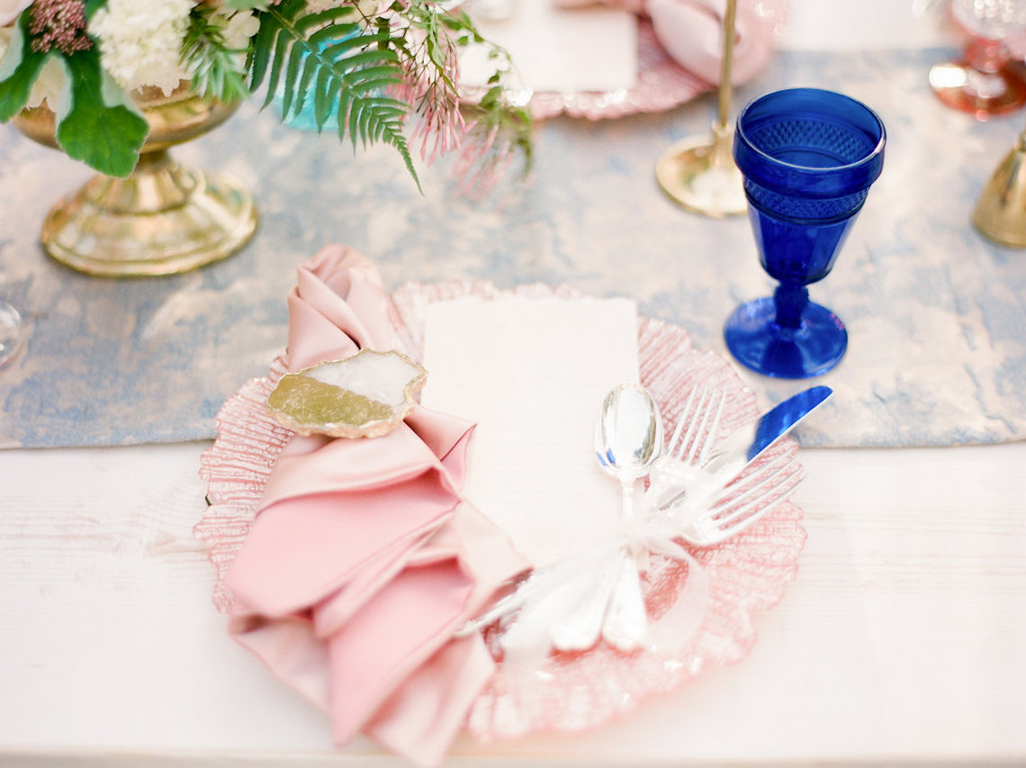 Elegant Pastel Wedding Inspiration Straight Out Of A Fairytale ...