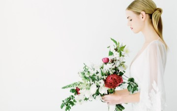Modern & Fresh Minimalist Wedding Inspiration