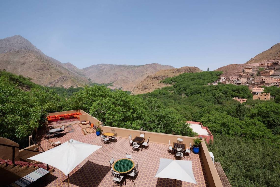 10 Incredible & Affordable Airbnb Wedding Venues Around the World | Atlas Mountains Morocco 1